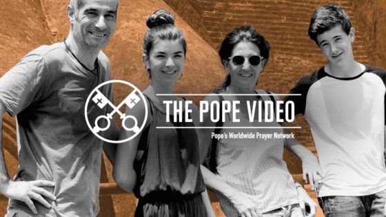 July Pope Video – Our Families